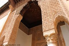MARRAKECH -   Tombeaux Saadiens (Tales of a Wanderer) Tags: morocco maroc marrakech tumbas marrakesh marruecos tombs saadian tombeaux saadiens saadies