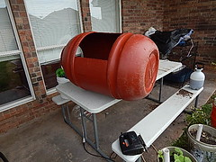A SIDE VIEW (coupe1942) Tags: compost compostbin diycomposter