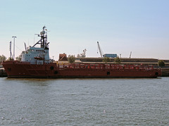 Atlantic Eagle (IMO 7414262) (Parchimer) Tags: schiff cuxhaven supplyvessel versorger tugsupplies
