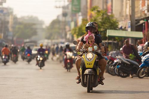 Hua Hin, Thailand - Morning Market