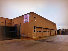 Dead Auto Service Center (Nicholas Eckhart) Tags: ohio usa retail america dead us discount closed celina walmart departmentstore oh former stores autoservice 2014 resue