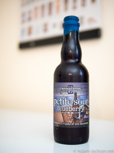 Crooked Stave Blueberry Petite Sour