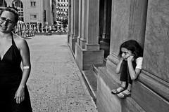 A Look. (slightheadache) Tags: street nyc newyork coneyisland streetphotography cooperunion jogging 2014