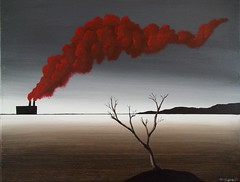 What a Waste (J-Hump) Tags: color art artist surrealism painter what waste jhump
