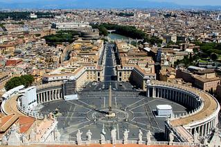 Piazza San Pietro - Città del Vaticano