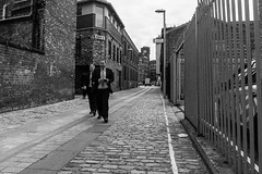 P9033662-1 (Lawrence Holmes.) Tags: streetphotography street mono blackandwhite ancoats manchester uk backstreets lawrenceholmes olympusc7070