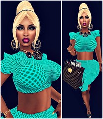 !LOTD #96 Rocking With The Best (CutiePie Bugatti) Tags: co57 angelrock elikatira coldambitionz moderncouturejewelry topicofdiscussion {tod}