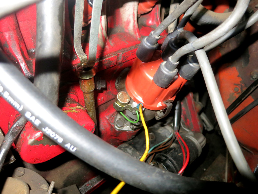 The Worlds Best Photos Of 240 And Spark Flickr Hive Mind Volvo Flame Trap Img 3892 Rat Fink Tags Wire Cap Wires Points 1975 Bosch Rotor