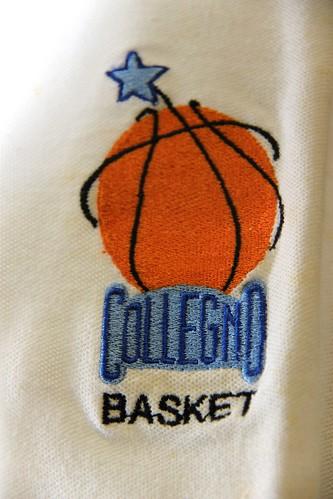 Dettaglio logo moderno Collegno Basket