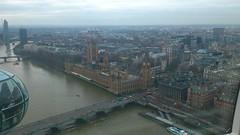London Eye (Fromthefareast) Tags: london eye westminster wheel view parliament ferris palace