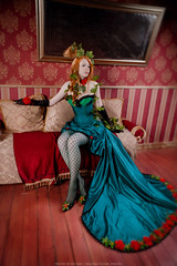 __IMG_0089_ (DashaOcean) Tags: original dc cosplay ivy dccomics moulinrouge poisonivy posin