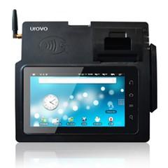 Urovo รุ่น i9300 เครื่องคอมพิวเตอร์ระบบปฏิบัตรการแอนดรอยด์ (Android) ขนาดเล็กกระทัดรัด สามารถทำงานทุกอย่างในเครื่องเดียว และยังสามารถชำระเงินผ่านธุรกรรมอิเล็กทรอนิกส์ได้อย่าง รวดเร็ว สะดวกสบาย นอกจากนี้ยังลดต้นทุนในการใช้อุปกรณ์ฮาร์ดแวร์ได้อย่างมาก #Urovo
