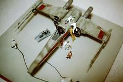 Incom T-65 X-Wing (Sentinel28a1) Tags: starwars xwing yavin t65 incom starwarsmodel