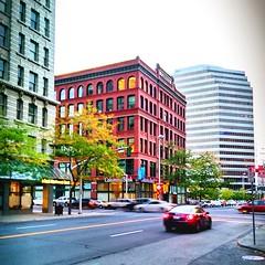 West Riverside Avenue (Kenneth Wesley Earley) Tags: square spokane squareformat android downtownspokane 99201 iphoneography spokanistan instagramapp uploaded:by=instagram htconem8 spokandyland