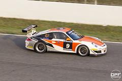 #24HBCN 027 (Escursso) Tags: barcelona cup car racing porsche 24 catalunya circuit gt3 997 24h 2014 cursa cotxe hores circuitcat 24hbcn