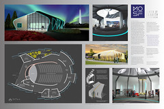 Museum of Science Fiction Competition 2014 (Dreyfuss + Blackford Architecture) Tags: california fiction museum architecture design dc washington graphics interior competition center science gravity scifi sacramento architects preview blackford dreyfuss 2014