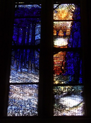 Denny Windows, Gloucester Cathedral