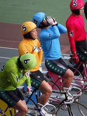 Nara Keirin 19-09-2014, Nara, Japan (kinkicycle.com) Tags: bicycle sport japan japanese cycling track bikes bicycles fixed fixedgear nara keirin trackcycling