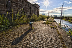 (ianmiddleton1) Tags: docks scotland ruins decay glasgow hdr sigma1020mm clydeside canoneos60d