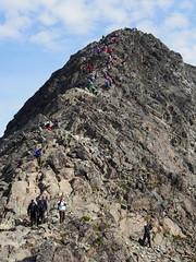 Besseggen Ridge, Jotunheimen.