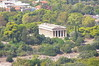Temple d' Héphaïstos, Athènes