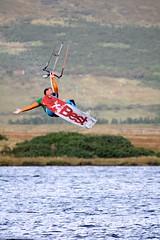 DSC_9317 (_Harry Lime_) Tags: ireland kite sport surfing kitesurfing mayo watersports achill boarding 2014 puremagic battleforthelake achaill