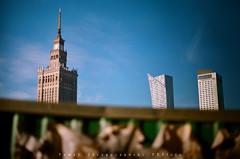 Warsaw (Pawe Skrzypczyski) Tags: film analog 35mm 50mm olympus expired zuiko fujicolor om4