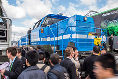 MTU_InnoTrans2014_25 (Rolls-Royce Power Systems AG) Tags: technology power engine rail rollsroyce systems 1600 series mtu 4000 2014 iep powerpack baureihe innotrans