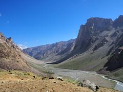 Landscape-Zanskar Trek-Ladakh-India (mikemellinger) Tags: india mountain nature beauty trekking trek landscape scenery quiet hiking hill north peaceful calm hike hills valley zanskar remote kashmir peaks himalayas isolated ladakh jammu