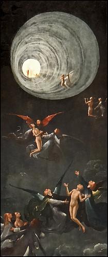 Visions de l'Au-del de Je'rme Bosch (Palazzo Grimani, Venise)