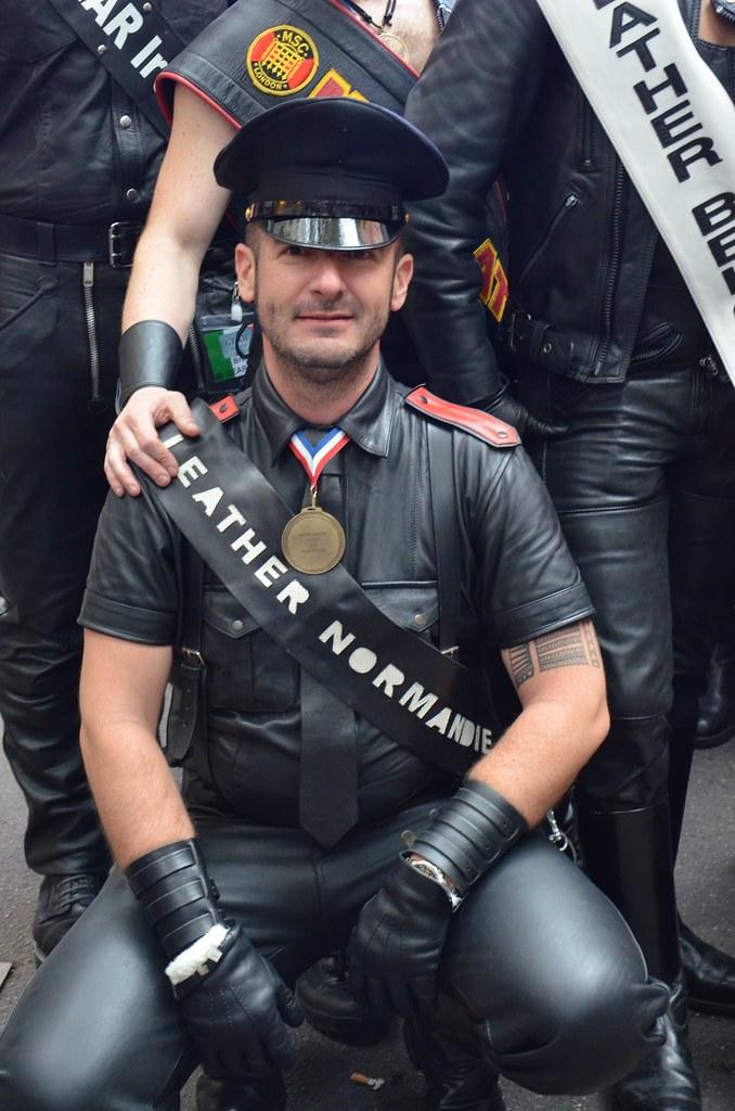 Men Leather Fetish 36