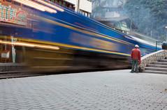 Here comes the Money Train, Machu Picchu Town