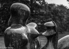 Kew -September 2014-1807.jpg (Colin Dorey) Tags: uk autumn blackandwhite bw sculpture kewgardens monochrome kew bronze richmond surrey moore henrymoore 2014 1975–76 'recliningmotherandchild