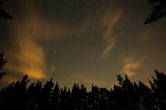 Stars and clouds - part 1 (gynsy75) Tags: longexposure sky stars nightsky startrails bigdipper polestar nikond600