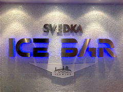 Ice Bar -01 (KathyCat102) Tags: ncl getaway cruise ship icebar
