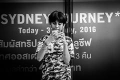 Bangkok 2016 (Johnragai-Moment Catcher) Tags: people photography portrait candid candidportrait bangkokstreet bangkok johnragai johnragaiphotos johnragaistreet johnragaibw blackandwhite blackwhite momentcatcher monocrome olympus omd omdem1 omdsp