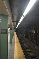 NY Subway Station (New York) (Doncardona) Tags: metro station subway new york city nyc ny usa united states north america worldtraveler jpworldtraveler travel trip adventure journey nikon nikon3100 3100 ngc