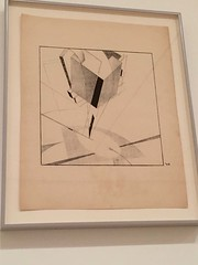 1-19 Russian Avant Garde at MoMA (MsSusanB) Tags: ellissitzky lithograph portfolio proun constructivism moma russian avantgarde revolution revolutionaryimpulse nyc newyork exhibition art 20thcentury
