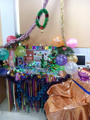 IMG_20161224_102846 (bhagwathi hariharan) Tags: rangoli kolam nallasopara nalasopara rose pooja christmas 2016 festivals mumbai goregaon prithvilandproject 2017 celebrations lordshani lordayyappa
