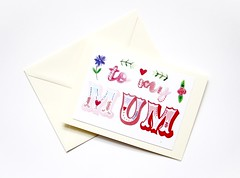 To my mum Mother's day handmade greeting card-2 (roisin.grace) Tags: greetingcards greetingcard handmade handpainted handmadecards handpaintedcards happymothersday mothersday mothersdaycard lovecards lovecard