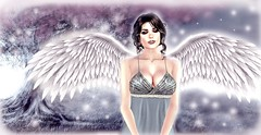 I'll Be Your Angel (Diana Dit@ Haven ♡♥♡) Tags: koshsecondlife angelwings secondlifefashion surreal fantasy angel angelsecondlife meshbodyslinkphysique thefreedovefashion thefreedovefashionsecondlife mystical slhairstyle rebelhopedesigns rebelhopedesignssecondlife