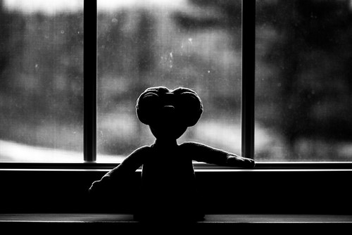 E.T. Silhouette by Nicholas Erwin, on Flickr