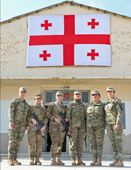 170307-A-EU155-748 (US Forces Afghanistan) Tags: afghanistan bagram airfield iwd2017 georgianlightinfantrybattalion