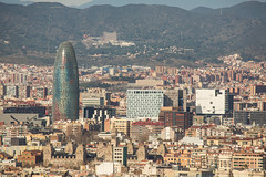 Ruined city (Daniel Mac Alister) Tags: 1002 torreagbar barcelona spain espana