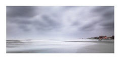 Port-la-Nouvelle (Sabine Deixonne) Tags: sea sand beach plage portlanouvelle méditerranée clouds light pastel lumière nuage sable