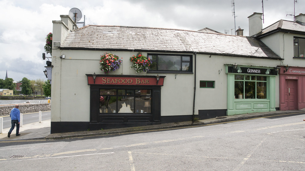 The Curragower Seafood Bar -  Clancy Strand, Limerick, Ireland