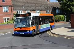 Centrebus YJ51ZVX (Andy4014) Tags: bus flyer solo rutland oakham optare centrebus yj51zvx