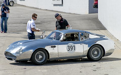 Stunning polished 1960 Aston Martin DB4GT Zagato racer (Thumpr455) Tags: race nikon aluminum shiny stunning autoracing hsr astonmartin polished racer 1960 d800 zagato mitty 2014 roadatlanta db4gt braseltongeorgia worldcars afnikkor70300mmf4556vr