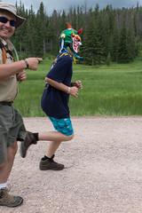 Rumble on the Mountain (gstreech) Tags: southdakota summercamp medicinemountain