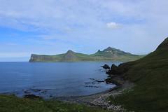 Shore near Hornvik, Hornstrandir Nature Reserve (Westfjords)